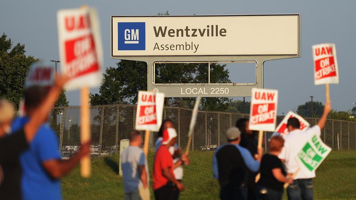 Centrais Sindicais do Brasil declaram apoio à Greve dos trabalhadores da GM nos EUA