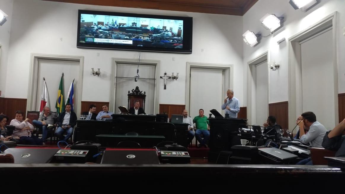 Feserp-MG participa de audiência pública em Juiz de Fora