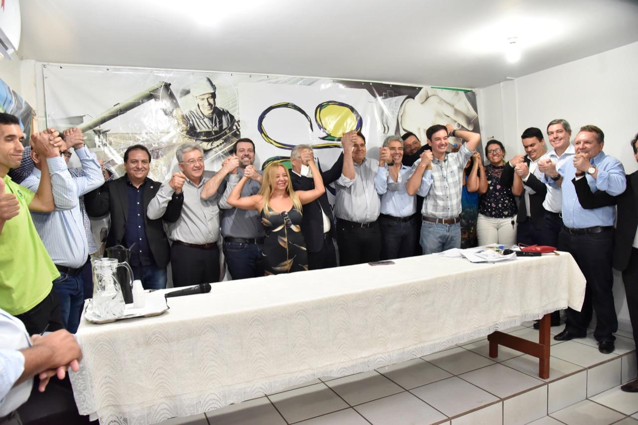 Trabalhadores e empresários se unem em defesa do desenvolvimento de Goiás