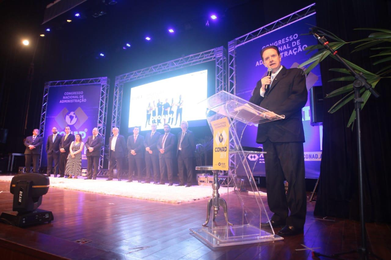 Goiás sedia o Conad, principal evento da categoria dos administradores