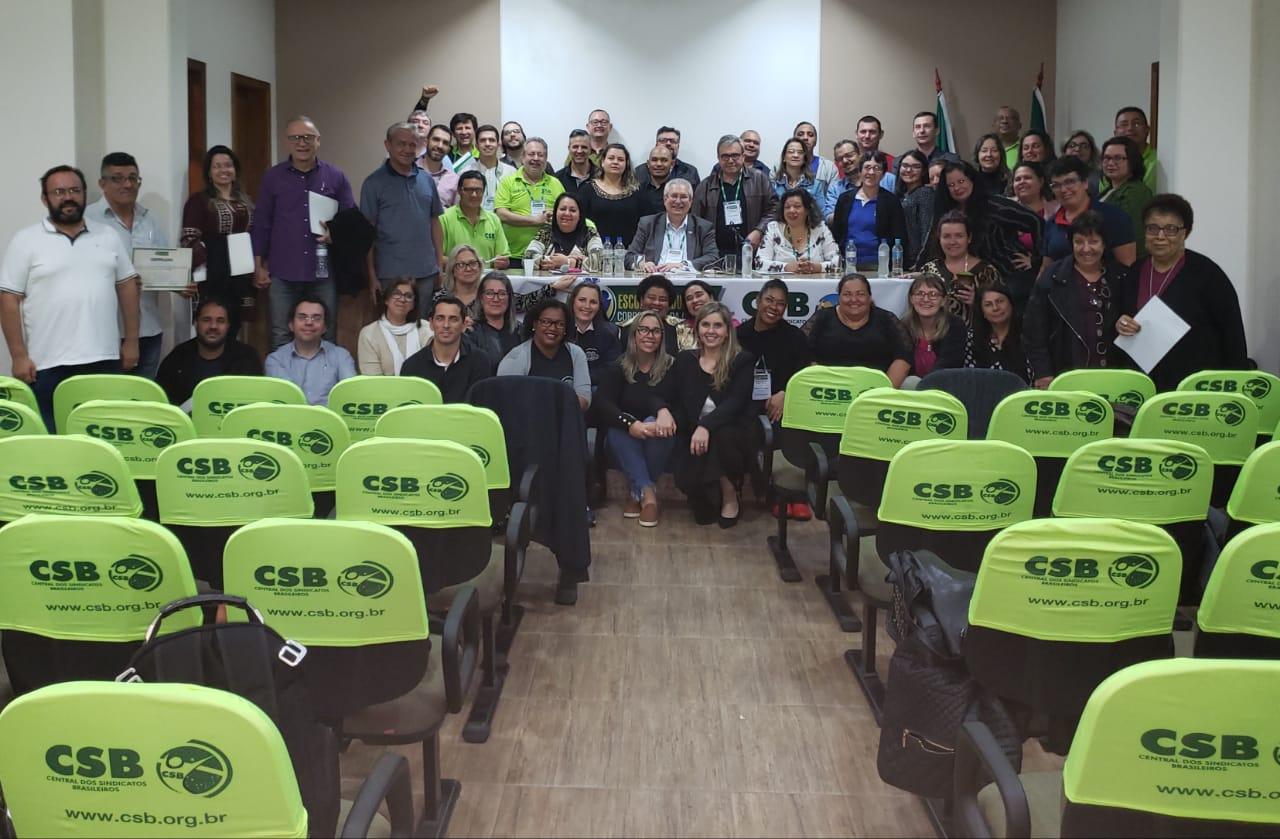CSB lança curso visando aprimoramento da organização sindical