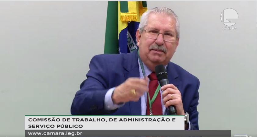 Antonio Neto participa de conferência do centenário da OIT