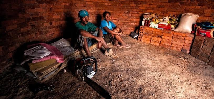 A cada cinco resgatados em trabalho escravo no Brasil, quatro são negros