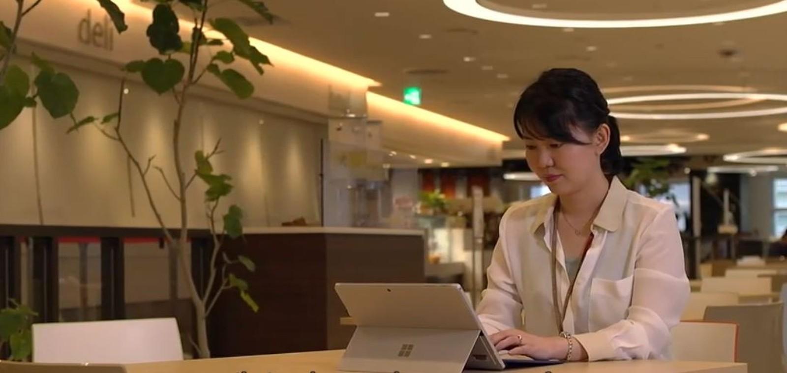 Microsoft do Japão implanta fim de semana de três dias e produtividade aumenta 40%