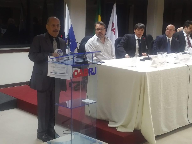 Presidente do Sindierj é eleito melhor sindicalista do Rio de Janeiro