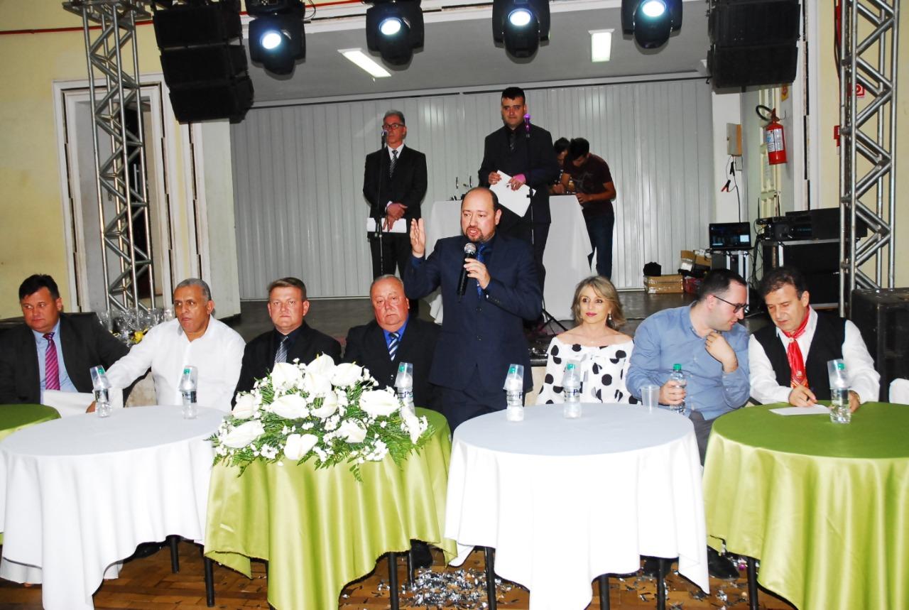 Diretoria toma posse no Sindicato dos Trabalhadores da Indústria, Construção e Mobiliário de Lagoa Vermelha