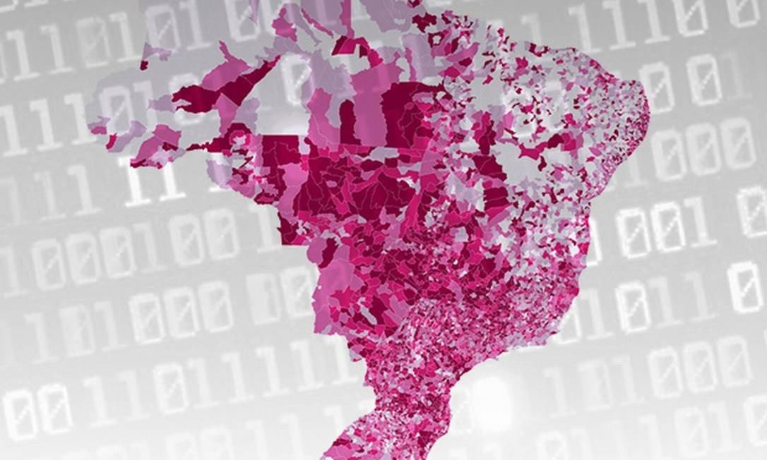 Tecnologia ameaça mais da metade dos empregos em todas as cidades do país
