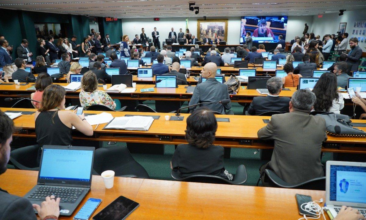 PEC da Reforma Sindical pode ser admitida na CCJ nesta semana