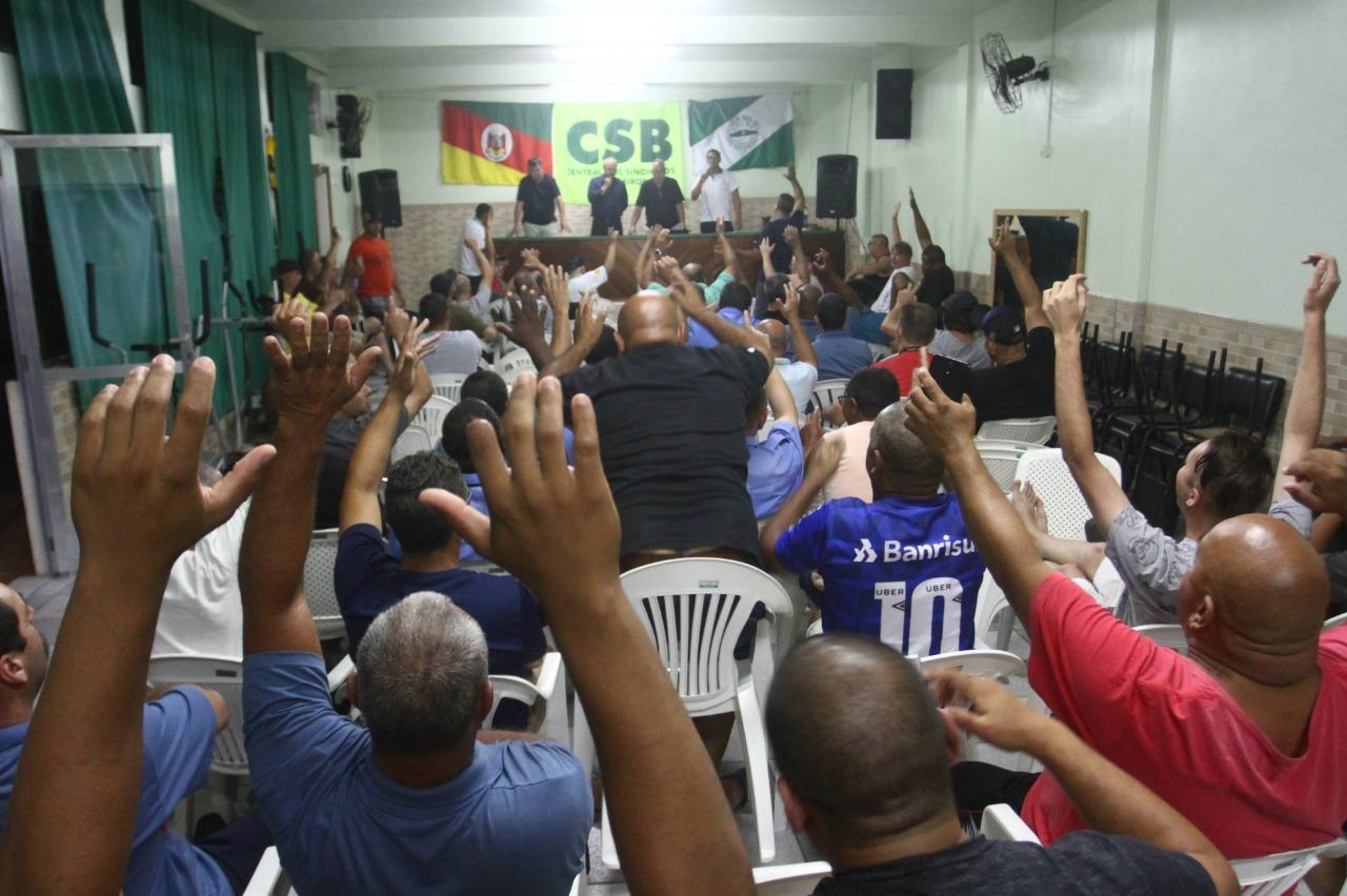 Rodoviários de Pelotas optam por paralisação nesta sexta-feira
