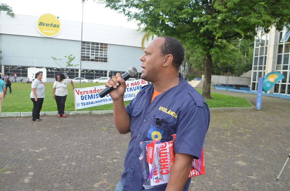 Servidores municipais de Itabira lutam por reajuste salarial