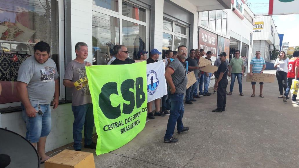 Sindivigilantes de Passo Fundo entra com ação coletiva para indenizar trabalhadores