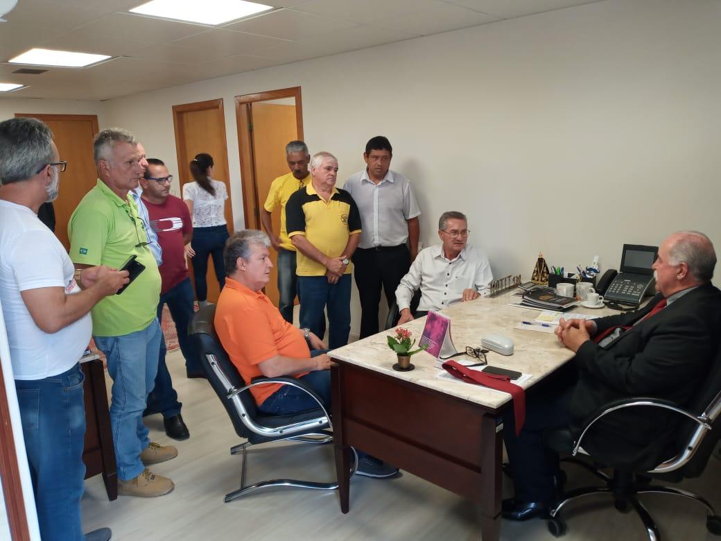 Proposta do aumento do piso salarial dos servidores de Santa Cantarina será analisada na Alesc na próxima semana