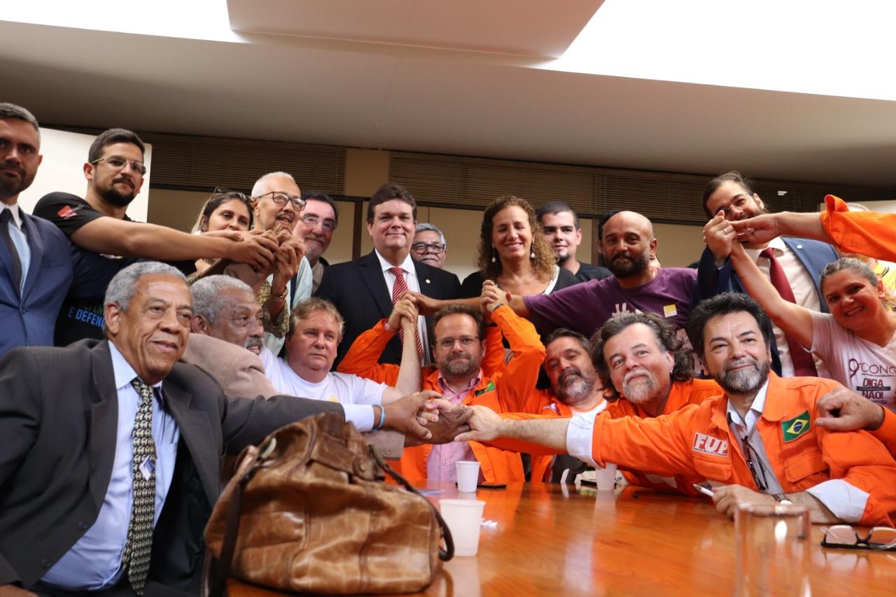 Reuniões em defesa do patrimônio nacional contam com a presença da CSB