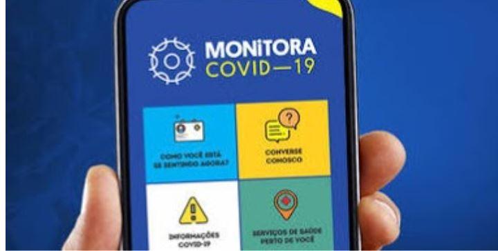 """Aplicativo """"Monitora Covid-19"""" pretende mapear situação do coronavírus no Nordeste"""
