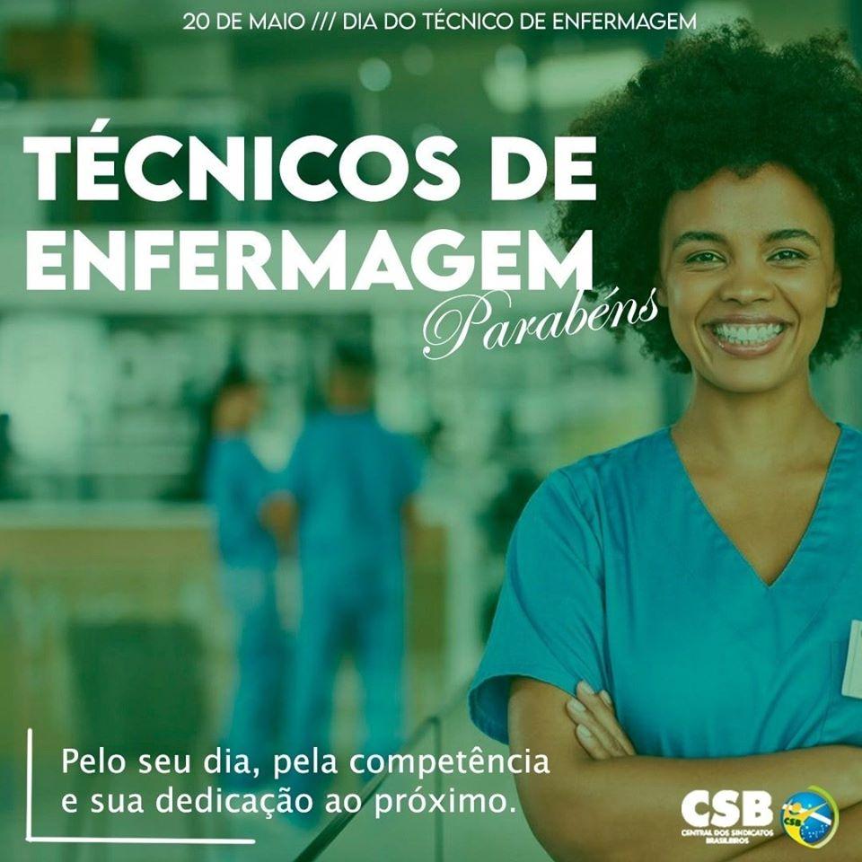 Dia nacional do técnico e auxiliar de enfermagem: o respeito a uma das profissões que salva vidas