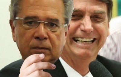 ANTONIO NETO O governo do caos paulo guedes posto ipiranga bolsonaro crise econômica seguro desemprego benefício emergencial inss