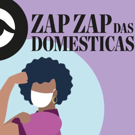 Grupo usa Whatsapp para apoiar trabalhadoras domésticas contra covid