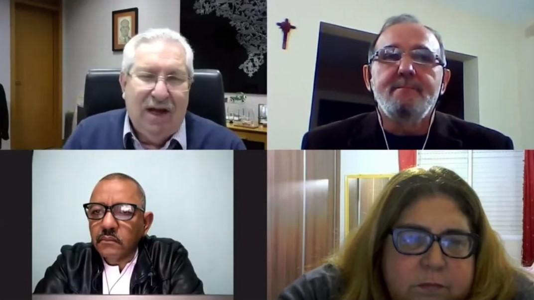 Em live, Sindicalistas debatem servidores públicos