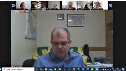 O desembargador do Tribunal Regional do Trabalho de São Paulo (TRT-2) Ricardo Verta Luduvice foi o palestrante da terça-feira (23) 2