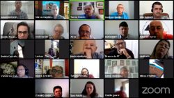 Palestra online As Relações Trabalhistas Pós-Pandemia com Tarcio Vidotti