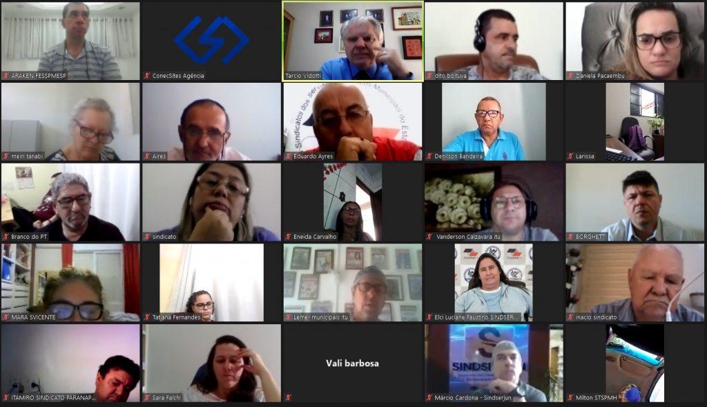Palestra online As Relações Trabalhistas Pós-Pandemia com Tarcio Vidotti 2