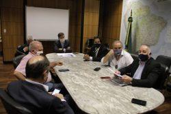 Centrais Sindicais entregam documento com demandas para o Governo bruno bianco