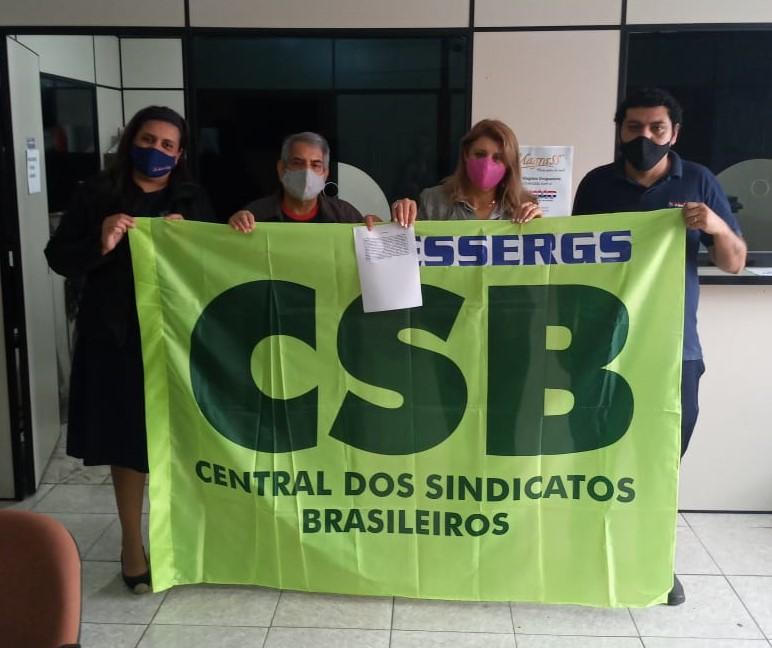 Simur de Uruguaiana (RS) é o mais novo filiado na CSB