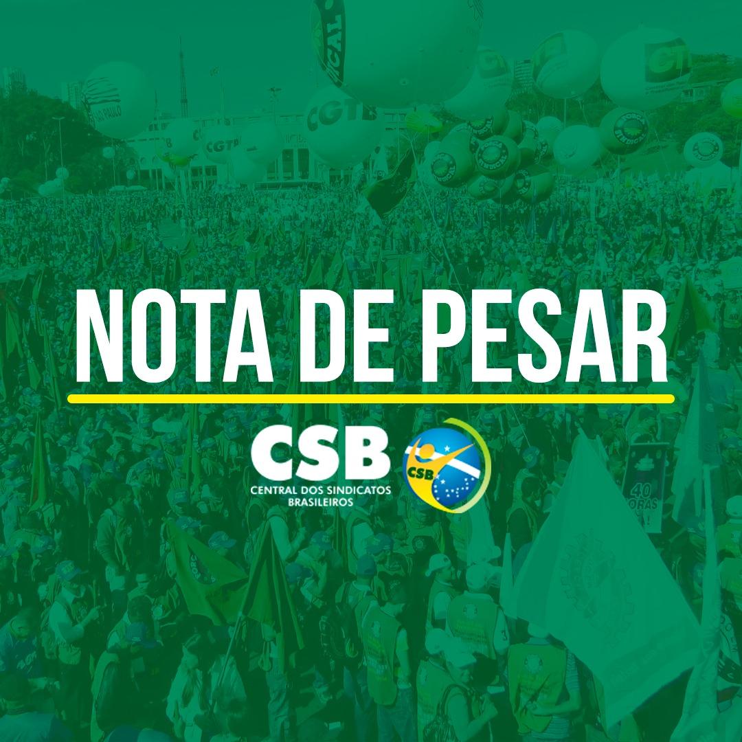 Nota de Pesar – Jairo Monteiro de Morais