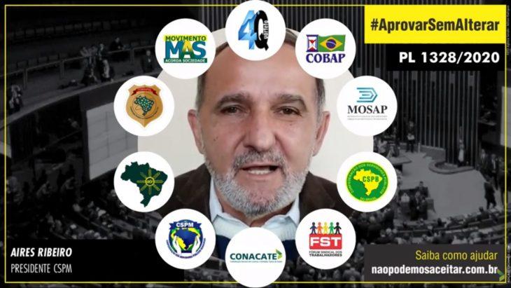 FESSPMESP e seus sindicatos de servidores públicos municipais filiados participam da campanha pela aprovação da #PL1328