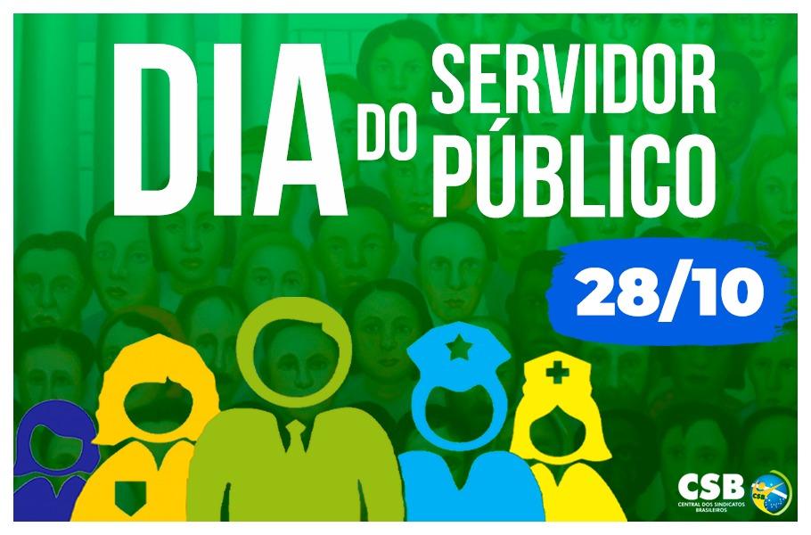 Todo apoio ao servidor público brasileiro!