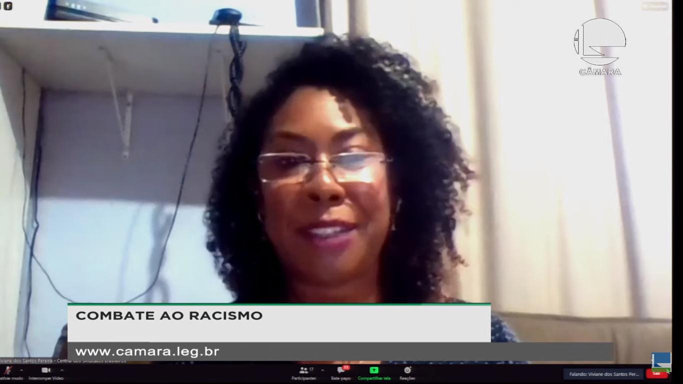 Combate ao racismo nas empresas é pauta de videoconferência