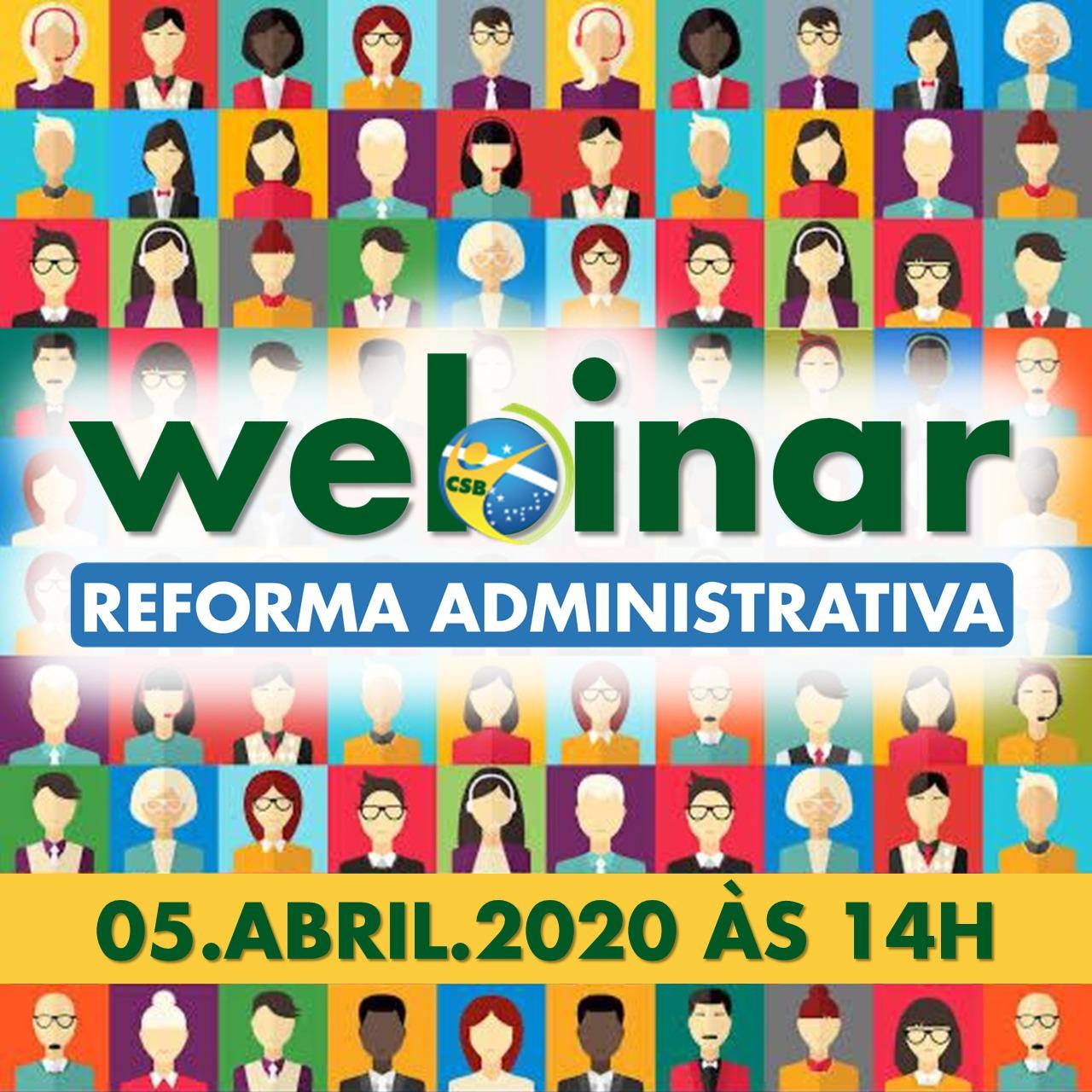 Entidades lançam vídeo contra a Reforma Administrativa