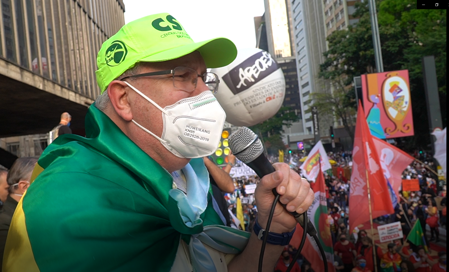 CSB defende greve geral contra a PEC 32