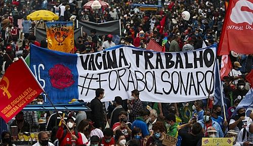 Fora Bolsonaro: Veja locais onde acontecerão protestos no Brasil e no exterior