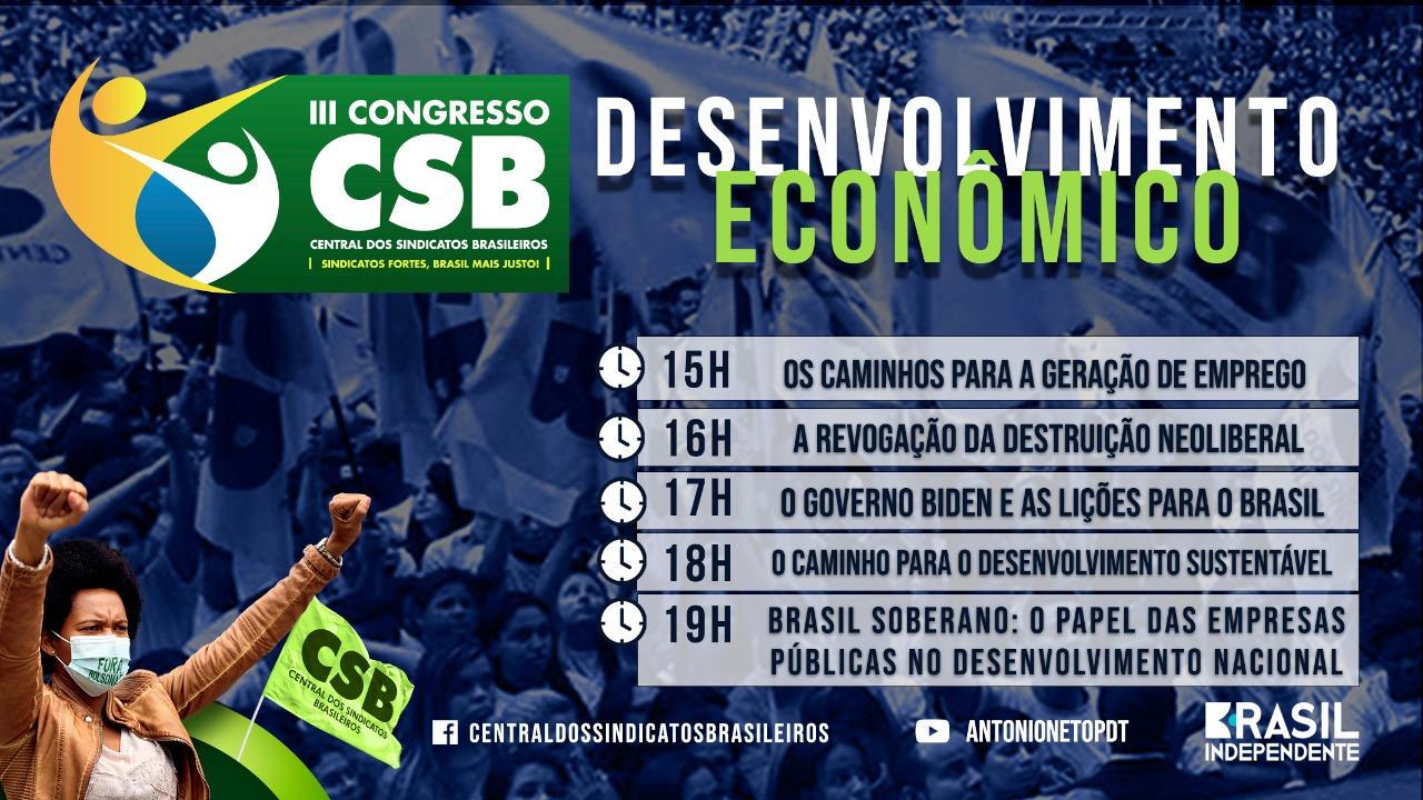CSB inicia ciclo de seminários nesta sexta-feira (23) – Confira a programação completa