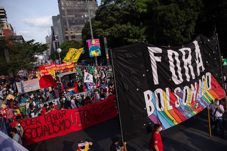 Centrais dizem que Bolsonaro é mitômano e convocam para ato de 2 de outubro