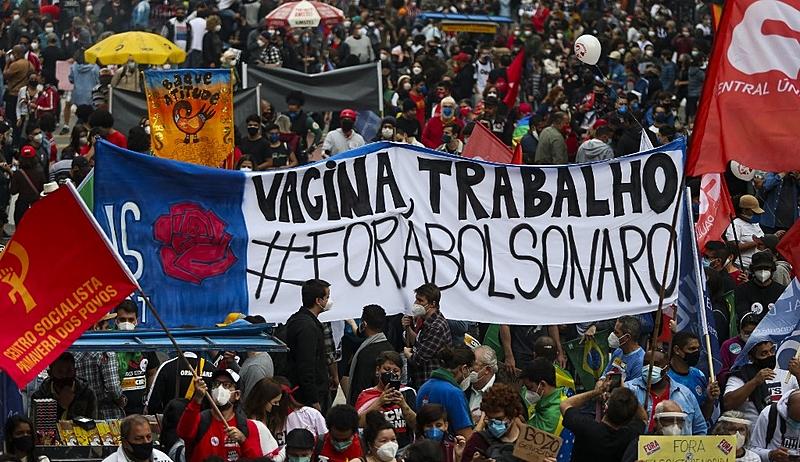 Centrais Sindicais vão participar de atos do dia 12 pelo impeachment de Bolsonaro