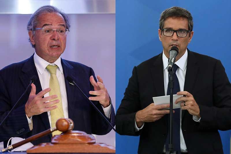 """Permanência de Guedes e Campos no governo se tornam """"escandalosas"""", diz FENAFISCO"""